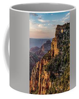 Morning Glow On Angels Window Coffee Mug