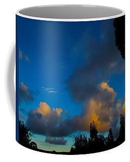 Dawn Gold Coffee Mug