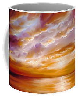 Morning Grace Coffee Mug by James Christopher Hill