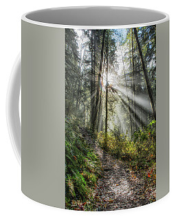 Morning Hike Coffee Mug