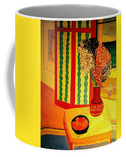 Morning In Collioure Coffee Mug