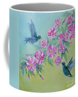Morning In My Garden. Special Collection For Your Home Coffee Mug