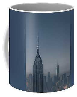 Morning In New York Coffee Mug