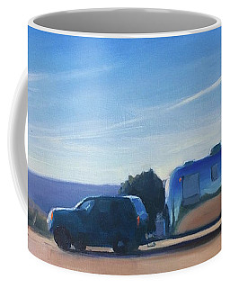 Morning In Palo Duro Coffee Mug