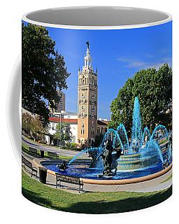 Morning In Royal Blue Coffee Mug