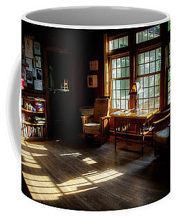 Morning In The Keith House Coffee Mug