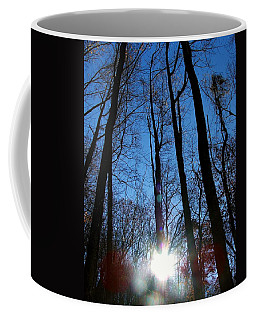Morning In The Mountains Coffee Mug by Robert Meanor