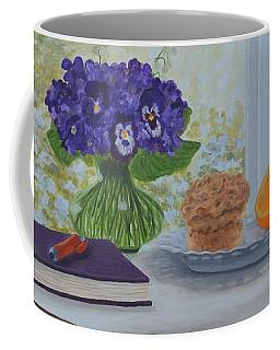 Morning Journal Coffee Mug