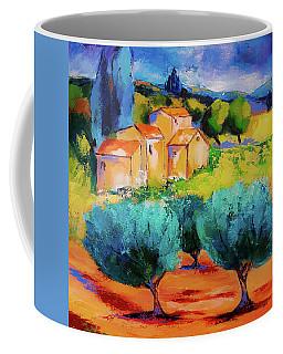 Morning Light By Elise Palmigiani Coffee Mug by Elise Palmigiani