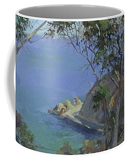 Morning Light Catalina Coffee Mug