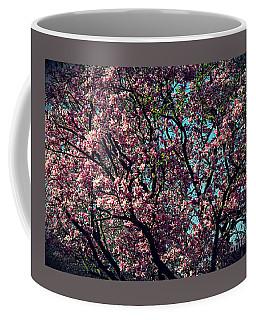 Morning Lit Magnolia Coffee Mug