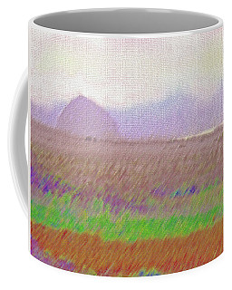 Morning Magic Coffee Mug by Walter Fahmy