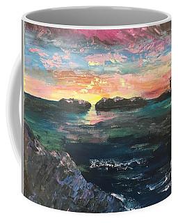 Morning Maine Coffee Mug