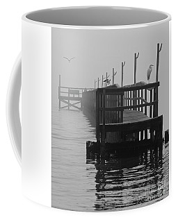 Morning Meeting Coffee Mug by Joe Jake Pratt