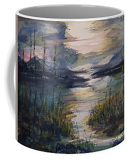 Morning Mountain Cove Coffee Mug