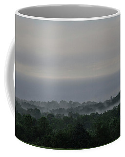Morning Mountain Fog Coffee Mug