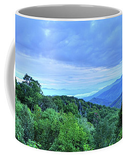 Morning Mountain Coffee Mug