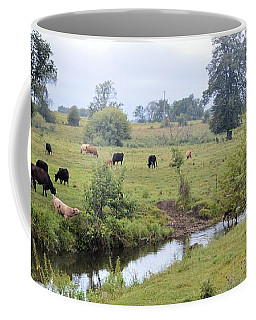 Morning On Coldwater Coffee Mug