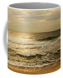 Morning On The Beach - Jersey Shore Coffee Mug