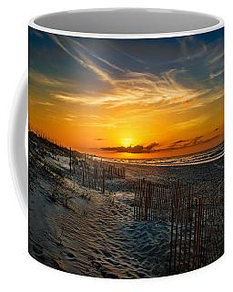 Morning On The Bogue Banks Coffee Mug