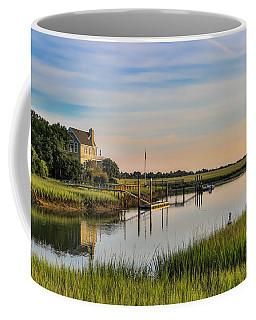 Morning On The Creek - Wild Dunes Coffee Mug