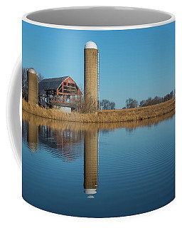 Morning On The Farm Coffee Mug
