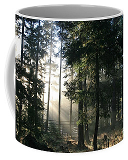 Morning On The Meadow Coffee Mug