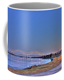 Morning On The Mississippi Coffee Mug