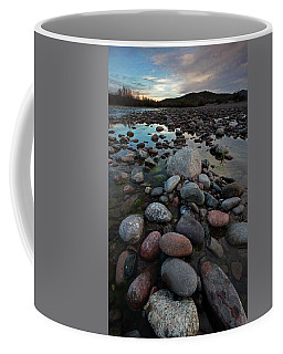 Morning On The River Coffee Mug by Sue Cullumber