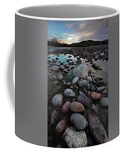 Morning On The River Coffee Mug