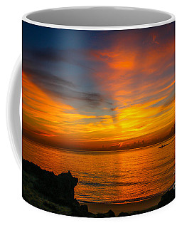 Morning On The Water Coffee Mug
