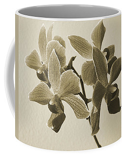 Morning Orchid Coffee Mug