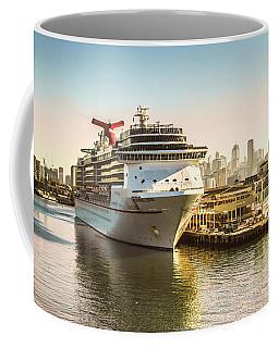 Morning Port Coffee Mug