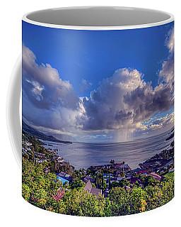 Morning Rain In Kaneohe Bay Coffee Mug