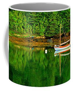 Morning Reflections In Maine Coffee Mug