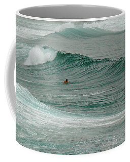 Morning Ride Coffee Mug by Evelyn Tambour
