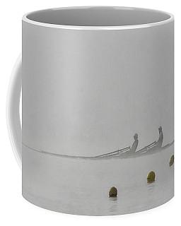 Morning Row I Coffee Mug by Brad Allen Fine Art