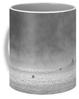 Morning Row II Coffee Mug by Brad Allen Fine Art