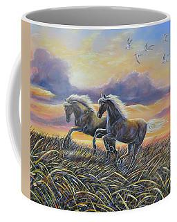Morning Run Coffee Mug