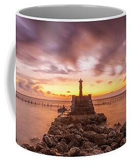 Morning Scene In Nusa Penida Beach Coffee Mug