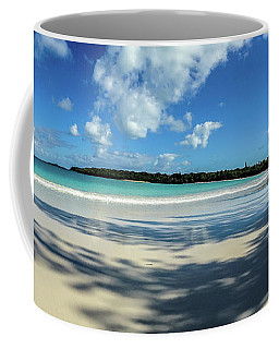 Morning Shadows Ile Des Pins Coffee Mug