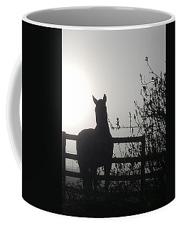 Morning Silhouette #1 Coffee Mug
