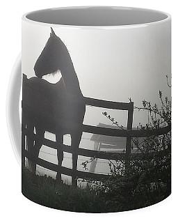 Morning Silhouette #2 Coffee Mug