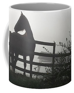 Morning Silhouette #2 Coffee Mug