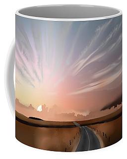 Morning Sky Coffee Mug
