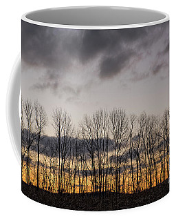 Morning Sky Coffee Mug by Nicki McManus