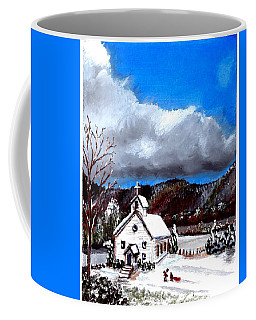 Morning Snow Ministry Coffee Mug