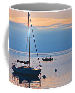 Morning Solitude, Lake Tahoe Coffee Mug