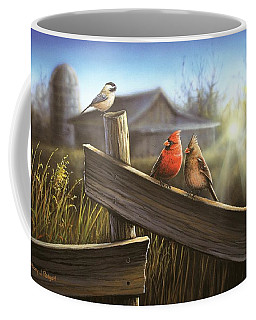 Morning Song Coffee Mug