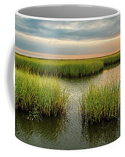 Coffee Mug featuring the photograph Morning Star by Andy Crawford